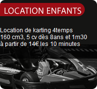 Karting Toulouse Montaudran N°1 à Toulouse | L'un des plus grand Karting indoor d'Europe. N°1 à Toulouse